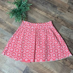 Lush Embroidered Skirt Lace design Size Small
